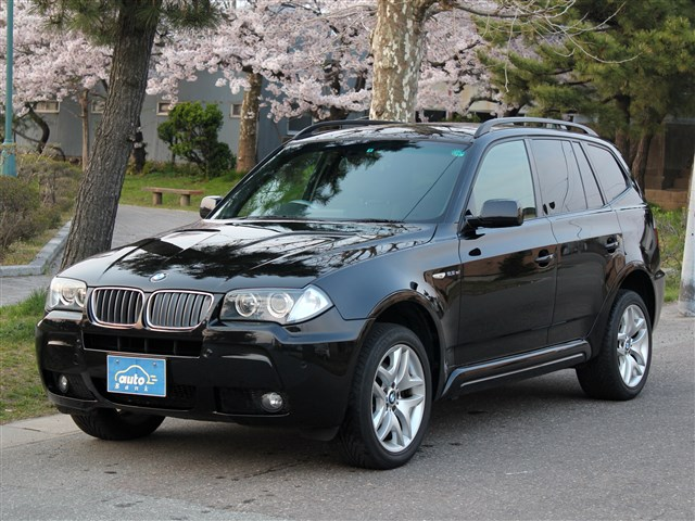 BMW X3 2.5i M-sport